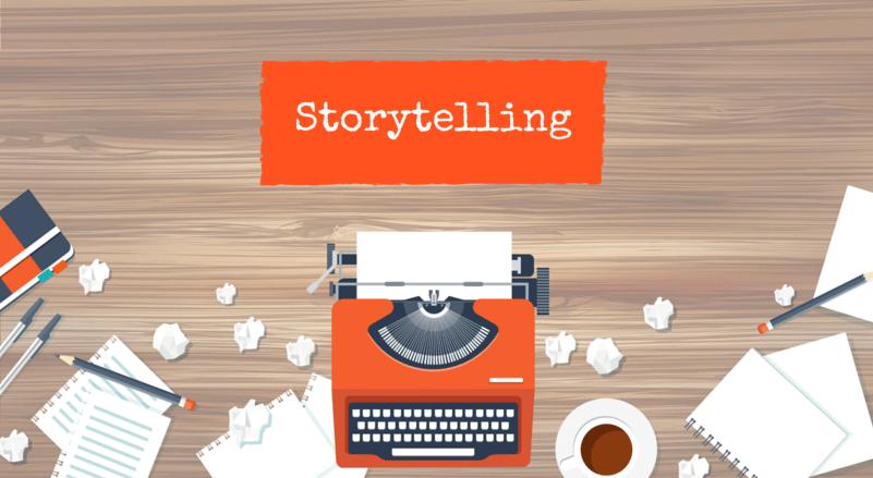 Storytelling o cómo contar una historia para cautivar