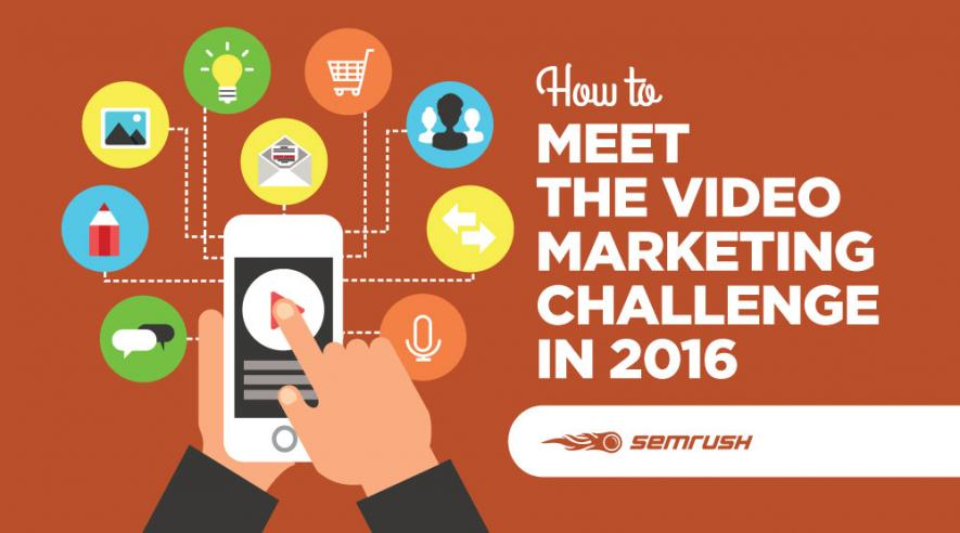 How to Meet the Video Marketing Challenge in 2016