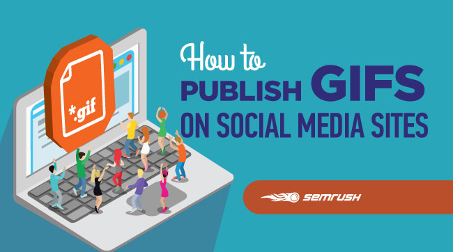 How To Publish GIFs on Social Media Sites