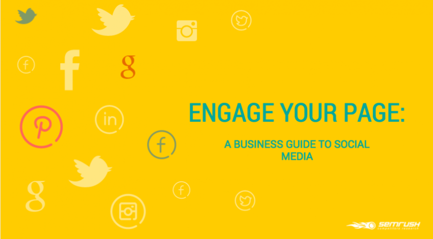 Engage Your Page: A Business Guide to Social Media