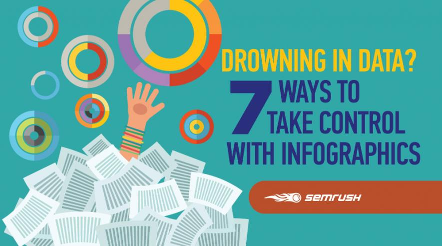 Drowning in Data? 7 Ways to Take Control With Infographics