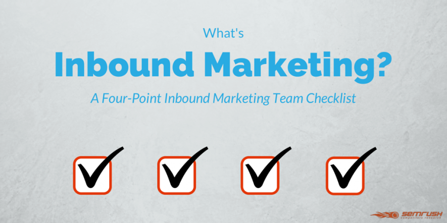 What's Inbound Marketing?
