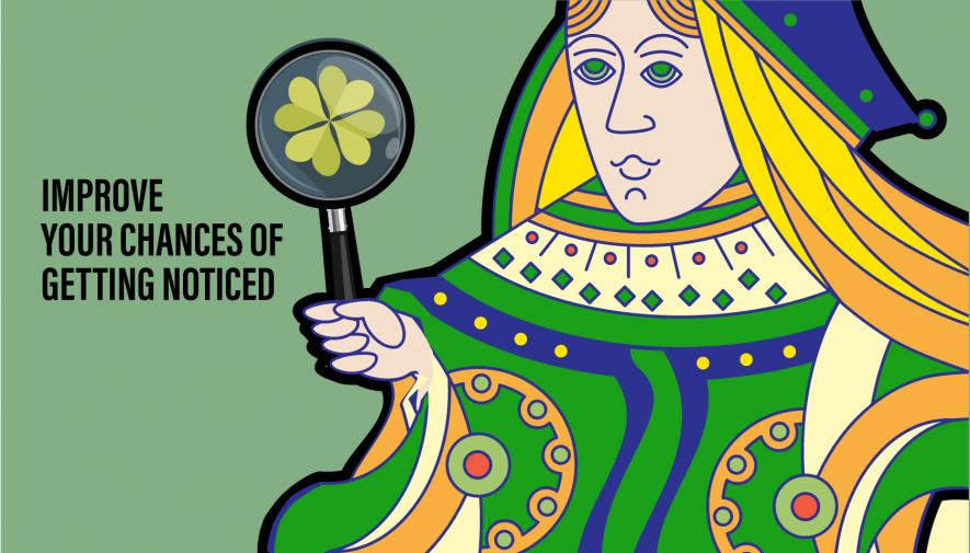 SEO: How to Get Lady Luck On Your Side