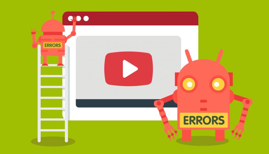6 erros que você não deve cometer ao fazer marketing com vídeos