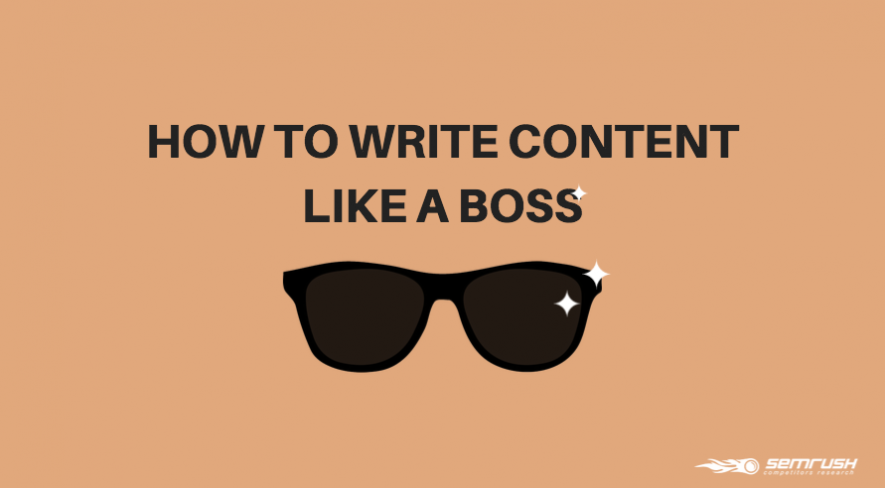 How to Write Content Like a Boss (in GIFs)