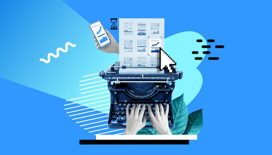 9 modelli di report di marketing giornalieri, settimanali e mensili (da scaricare!)