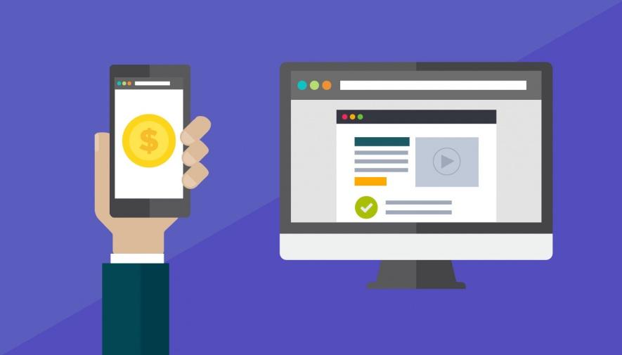 Comportamiento de usuarios Fintech: móvil vs escritorio