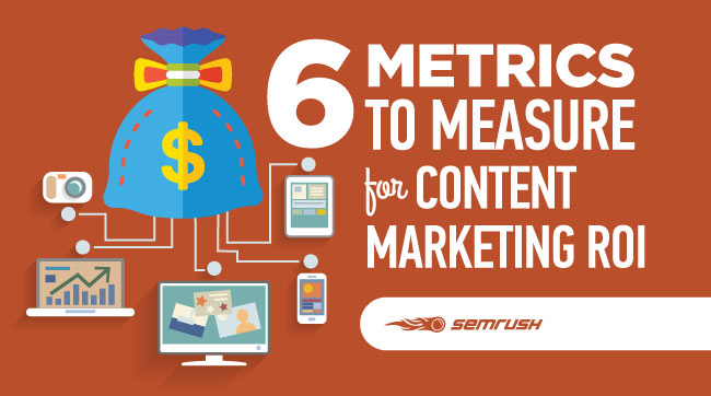 6 Metrics to Measure for Content Marketing ROI