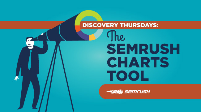 Discovery Thursdays: The SEMrush Charts Tool