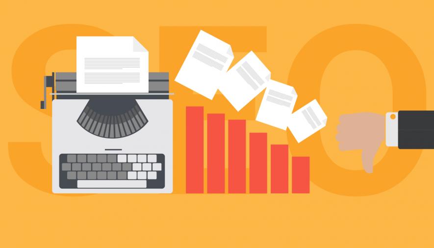 Pourquoi publier souvent est une mauvaise stratégie SEO