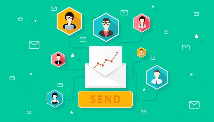 A arte de se relacionar com o cliente e converter por e-mail marketing.