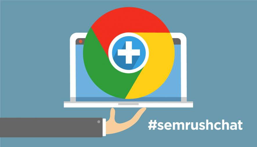 Free Chrome Extensions Marketers Should Use #semrushchat