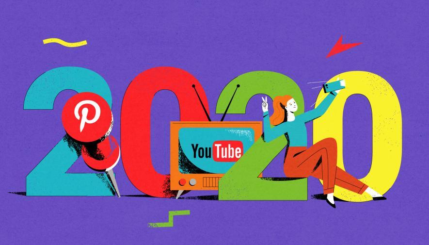 Les 5 tendances Social Media de 2020 !