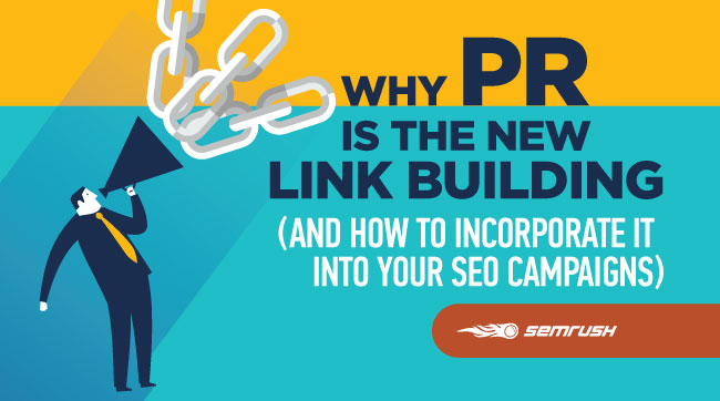 Why PR is the New Link Building