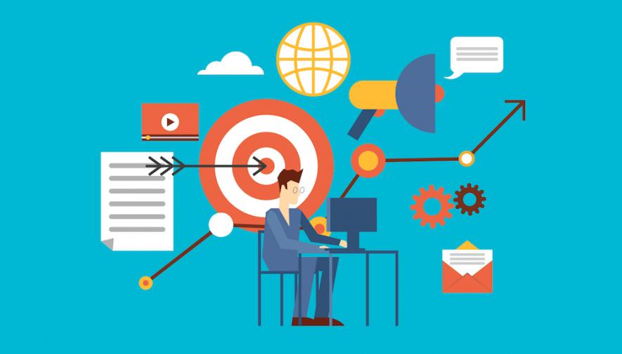 Sistema in 5 step per impostare una strategia di Web marketing