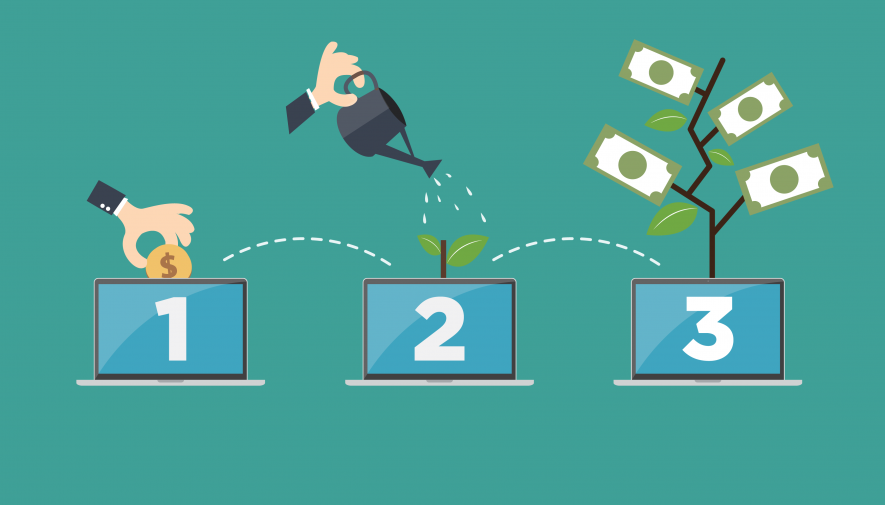 The 3-Step Process to Turning Blog Readers into Paying Customers