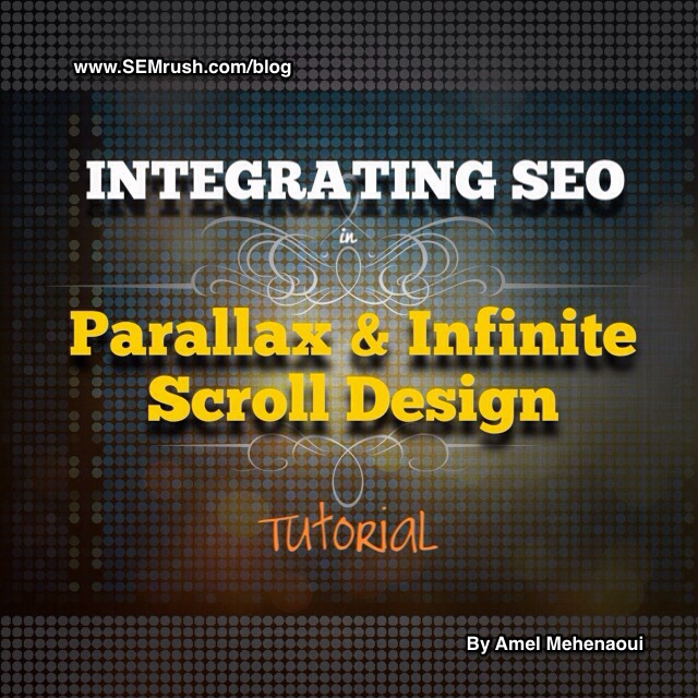 Are Parallax and Infinite Scrolling Hurting Your SEO?