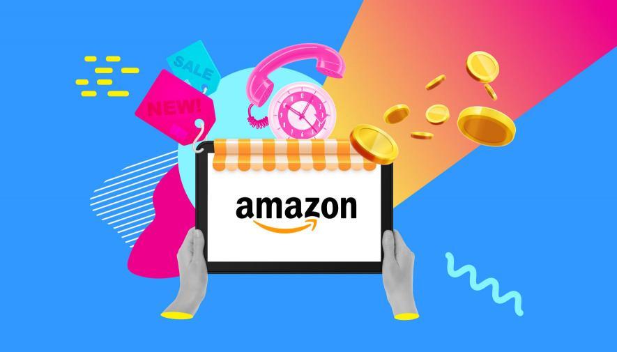 Sur Amazon, la pub fait partie intégrante d'un dispositif marketing