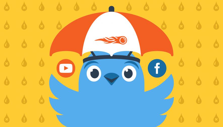 Planificación de contenidos en redes sociales: Errores a evitar con SEMrush