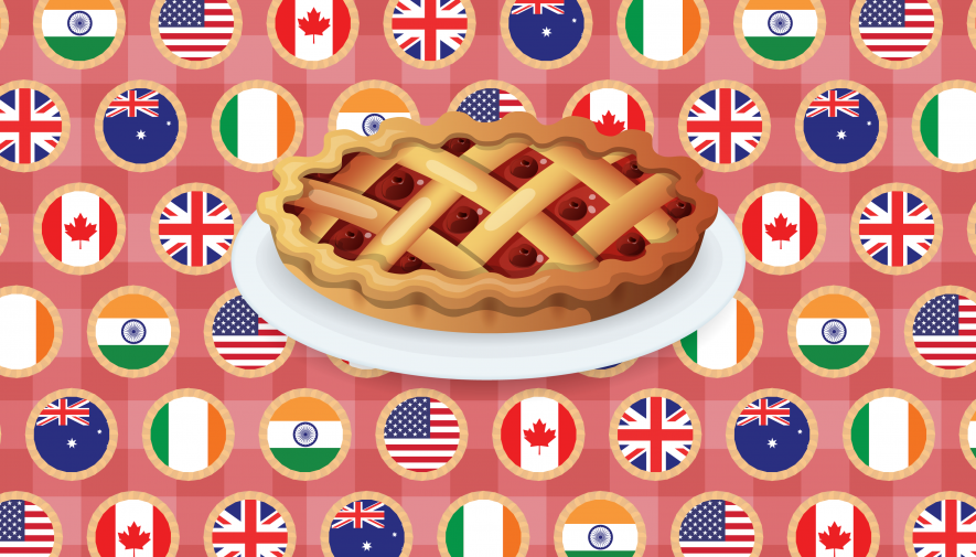 Pi Day: The World's Top Pies by Search Volume [Infographic]
