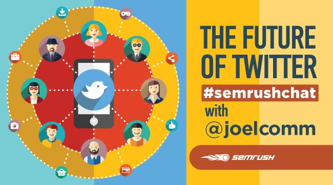The Future of Twitter #semrushchat