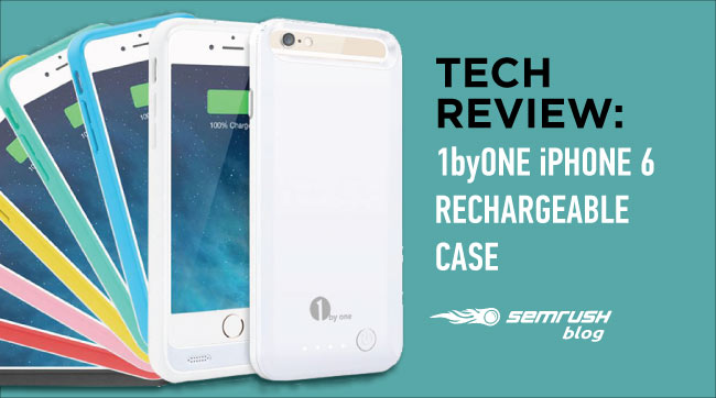 Tech Review: 1byOne iPhone 6 Rechargeable Case