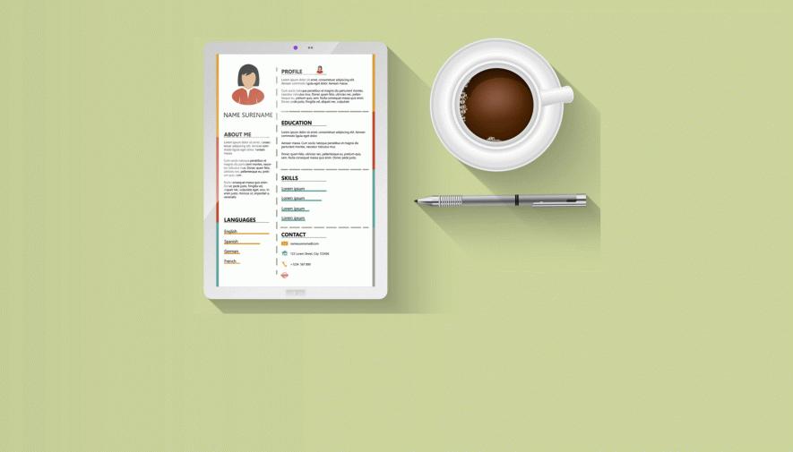 5 Tipos de currículums creativos que te ayudan a lograr objetivos