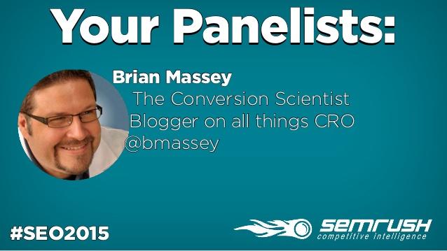 SEMrush Q&A: Conversion Sciences CEO Brian Massey
