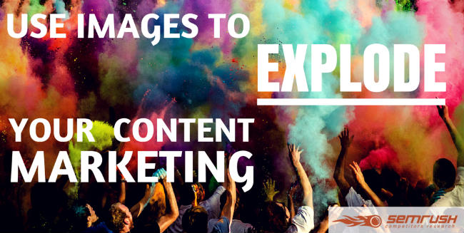 How Images Can Improve your Content Marketing