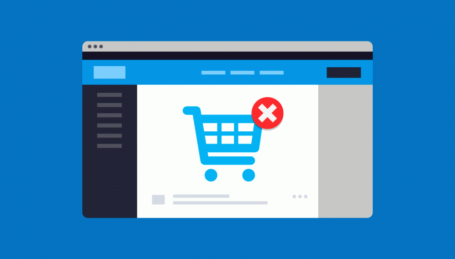 The 80 Most Common E-Commerce Website Mistakes