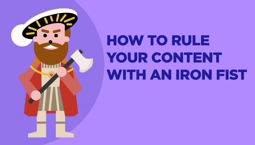 The King Henry VIII Guide to Killer Content Marketing