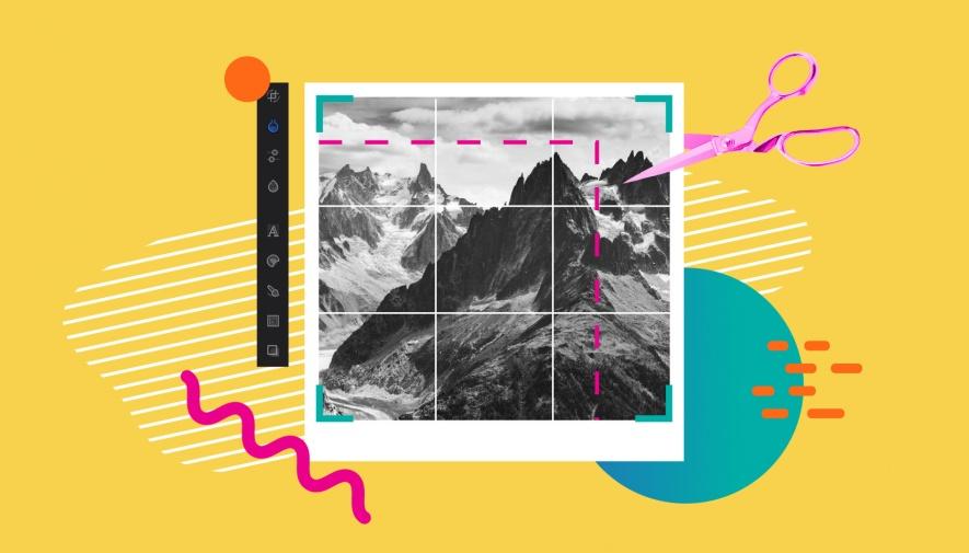 ¿Cómo ayuda el editor de imágenes de SEMrush a ahorrar tiempo en redes sociales?