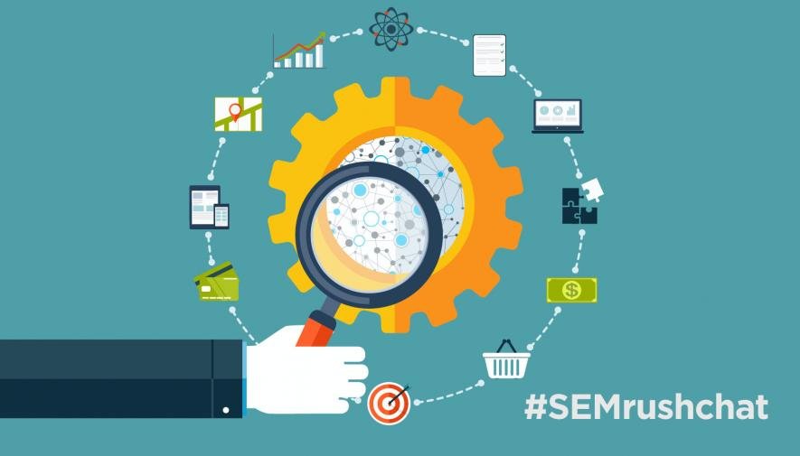 Search, Structured Data, and Knowledge Graphs #semrushchat