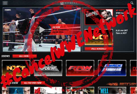 #CancelWWENetwork and What We Can Learn From It