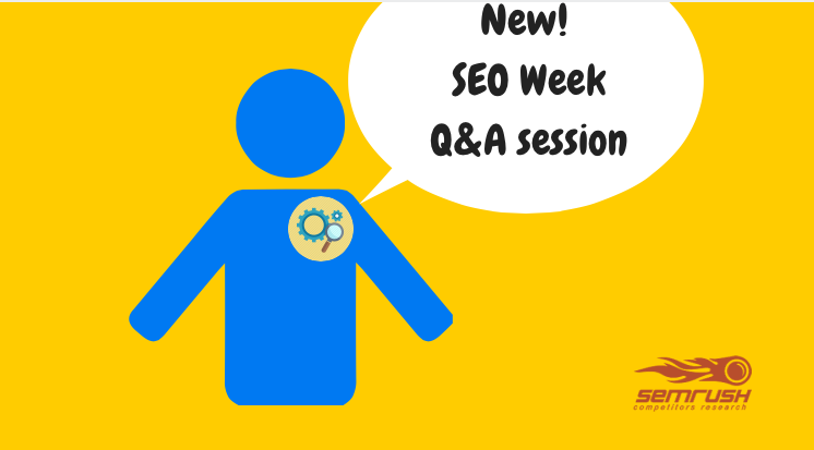 New! SEO Week Roundtable Question & Answer Session