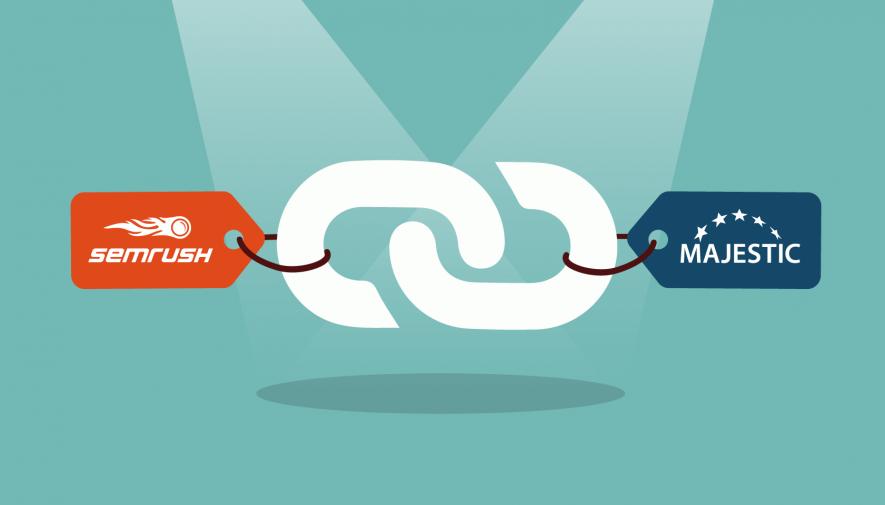 L'intégration SEMrush et Majestic: analyse globale des backlinks