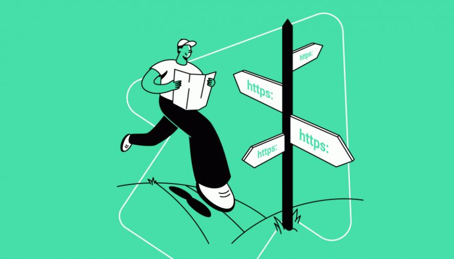 Weiterleitungen und URL-Redirects: Die große und einfache Erklärung