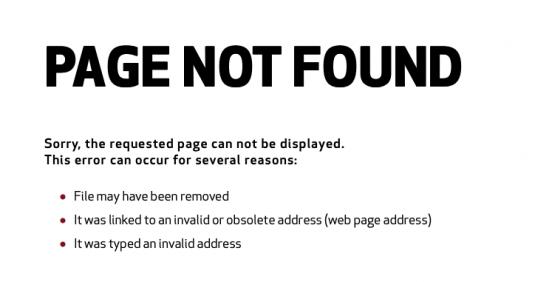 Alfa Romeo 404 page