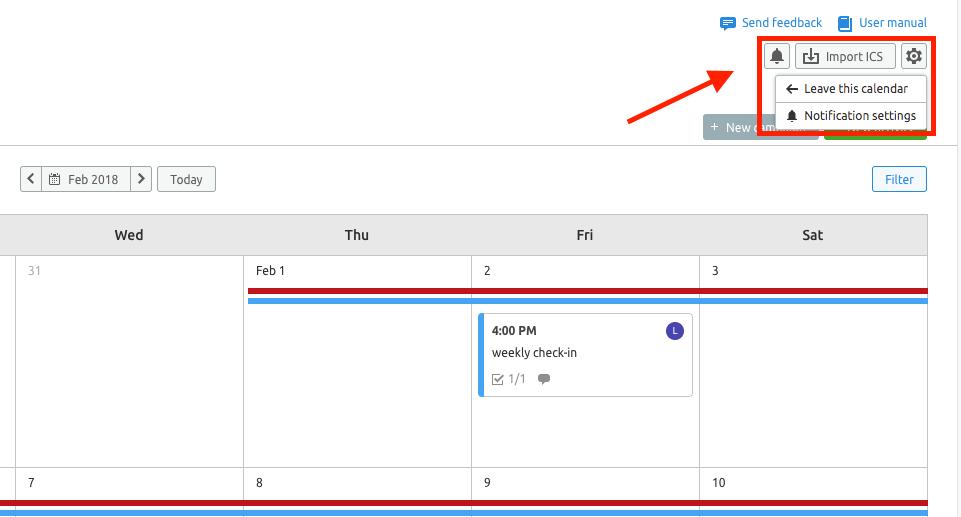 Marketing Calendar image 9