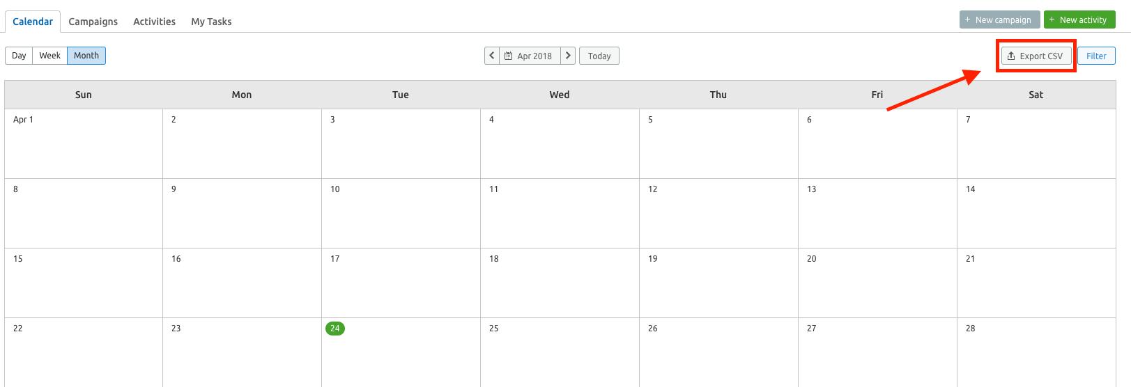 Marketing Calendar image 10