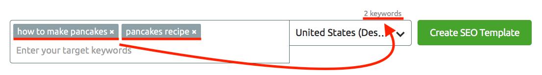 SEO Content Template limits 2