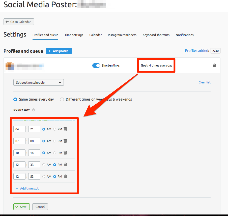 How to Schedule Your Social Media Posts Like a Pro image 1