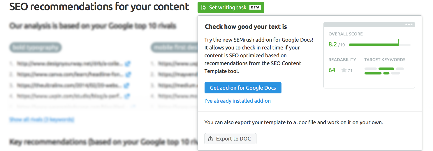 SEO Content Template image 7