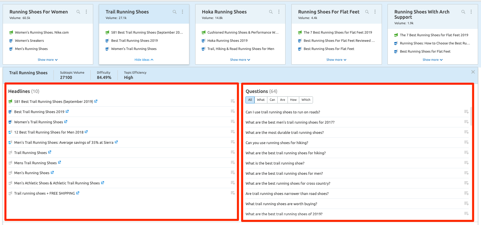 How To Find Hundreds of Content Ideas in Minutes image 2
