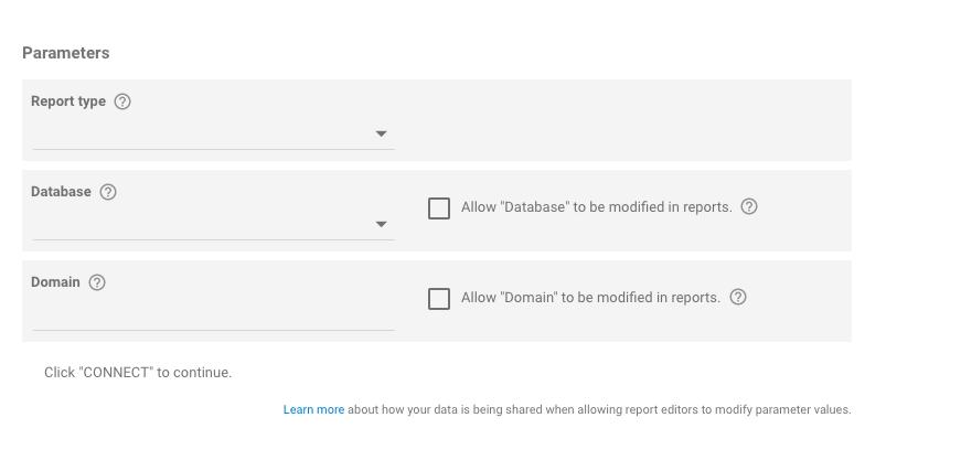 Integrating Semrush with Google Data Studio image 7