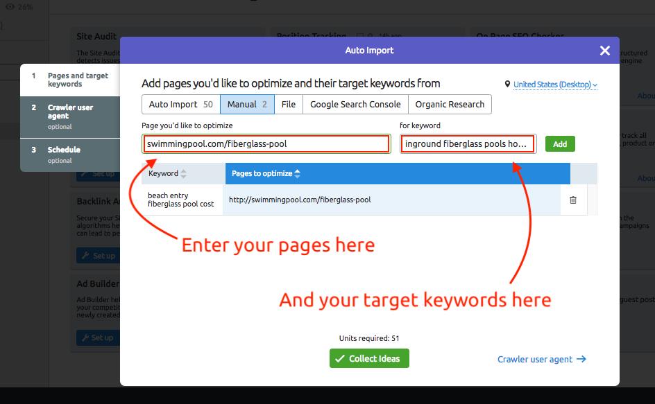 ターゲットキーワードに対するウェブサイトの最適化 image 4