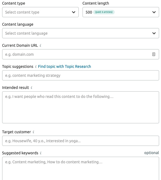 How to Easily Order an Article for Your Blog image 1