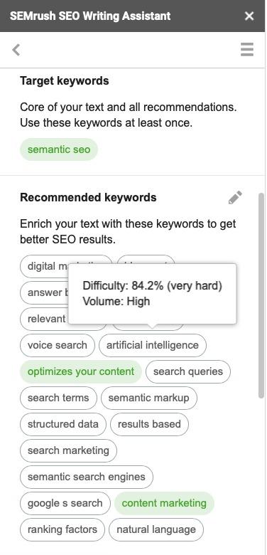 Using Semrush to Create SEO-Friendly Content Briefs image 2