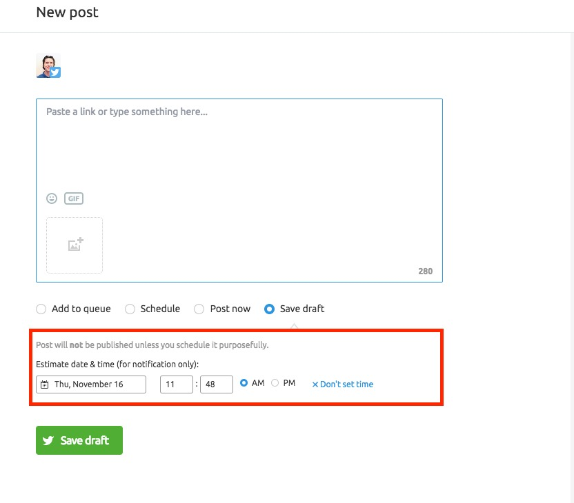 Managing Your Social Posts image 1