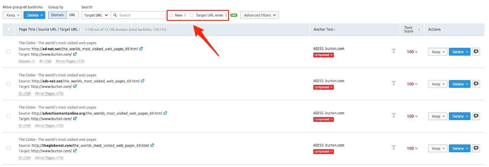 Cómo auditar tus backlinks image 5